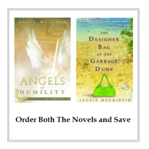 Angels of Humility & Designer Bag Bundle